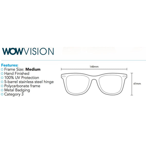 Carve Wow Vision Sunglasses