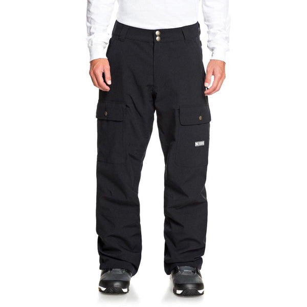 DC Code Men's Shell Snow Pants