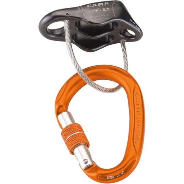 Cassin Piu 2 Belay Kit