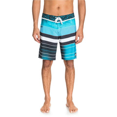 Quiksilver YG Remix Stripe Boardshorts Remix Stripe New