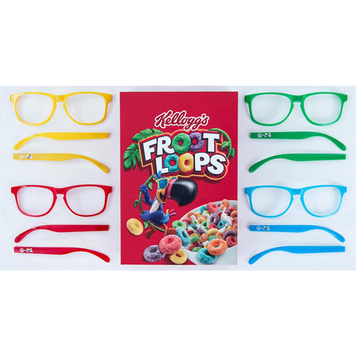 Neff Toucan Sam Sunglasses