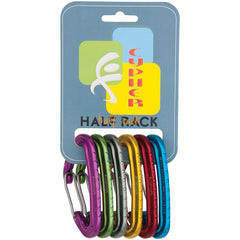Cypher Ceres II 6 Pack Wire Gate Carabiners