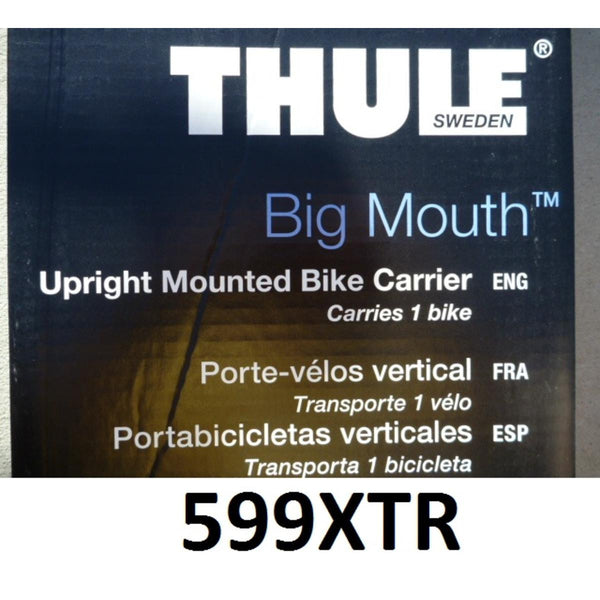 Thule 599XTR Big Mouth Bike Rack Upright Mount