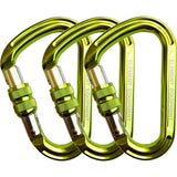 Element Equipment HMS 3 Pack Carabiners
