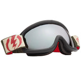 Electric EG.5S Goggles Iikka Backstrom Bronze Silver Chrome