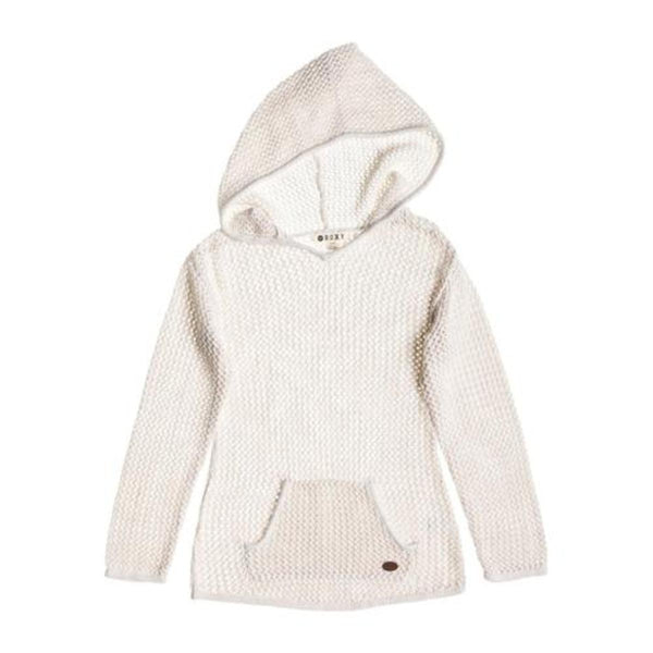 Roxy Cabrillo Sweater Metro Heather New Womens