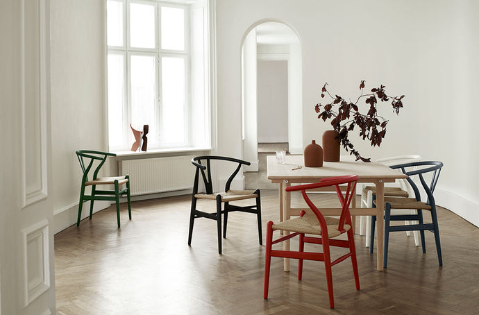 Introducing the Carl Hansen and Son Special Edition CH24 Soft