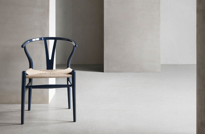 CH24 Wishbone Chair. Hans J. Wegner Birthday Edition
