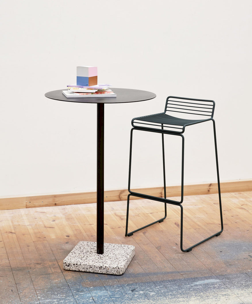 Terrazzo High table
