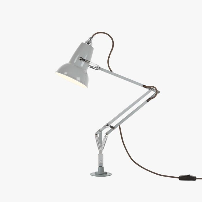 Original 1227 Mini Desk Lamp w Desk Inse