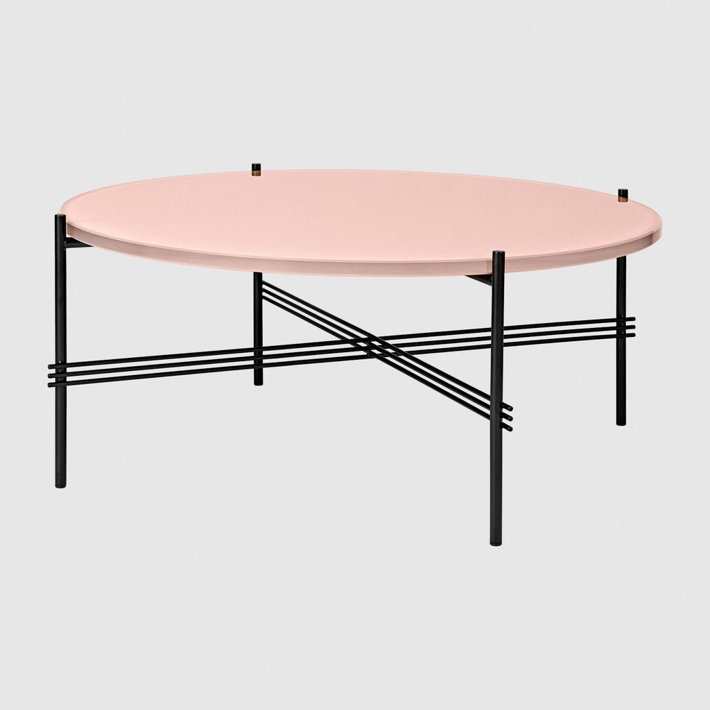 TS Coffee Table - Round Ø80cm Black base