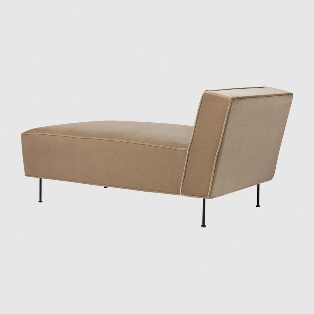 Modern Line Chaise Lounge