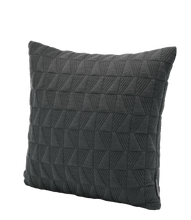 Vertigo Cushion, Dark Grey