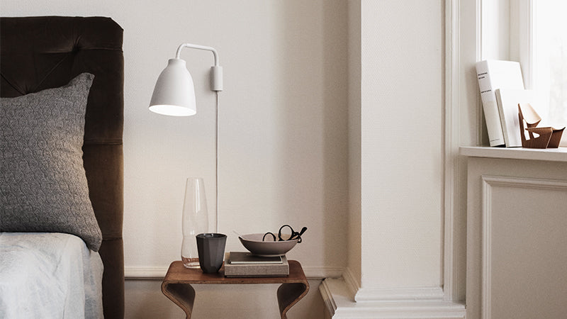 Caravaggio Read Wall Light