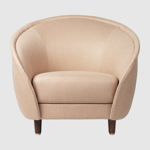 Revers Lounge Chair - Fully Upholstered