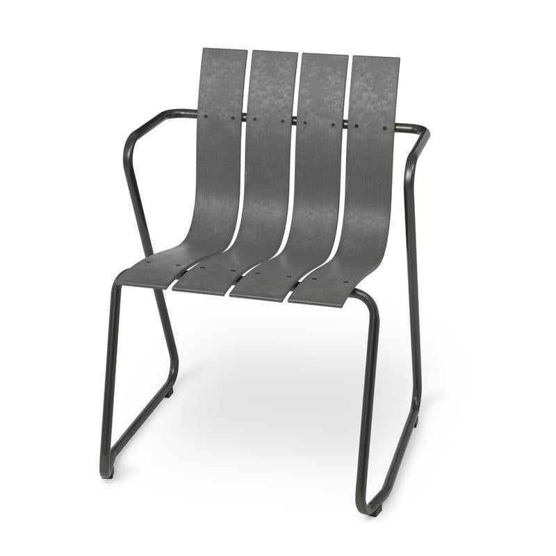 Ocean Chair - Concrete Green
