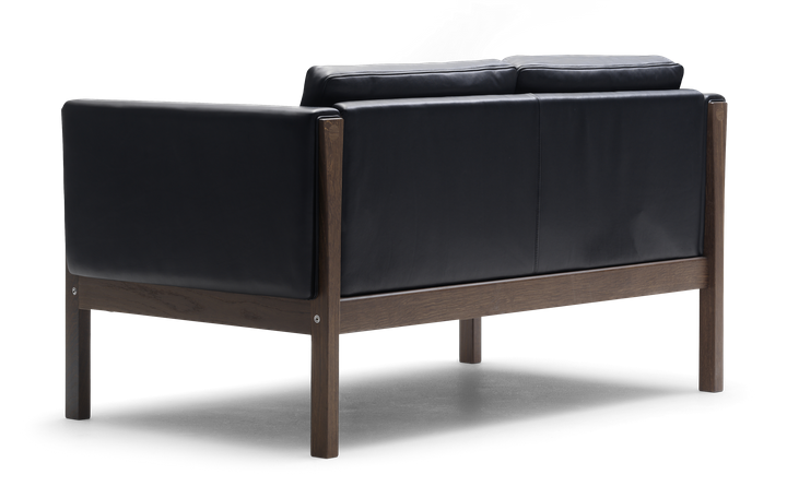 CH162 - 2 seat sofa (For Walnut Base)