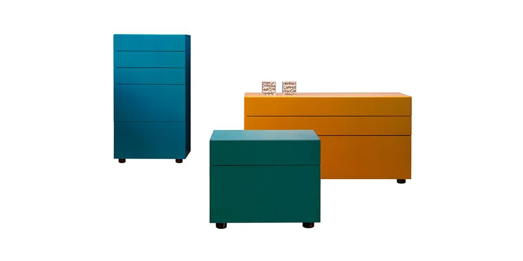 Swift - Chest of 5 drawers