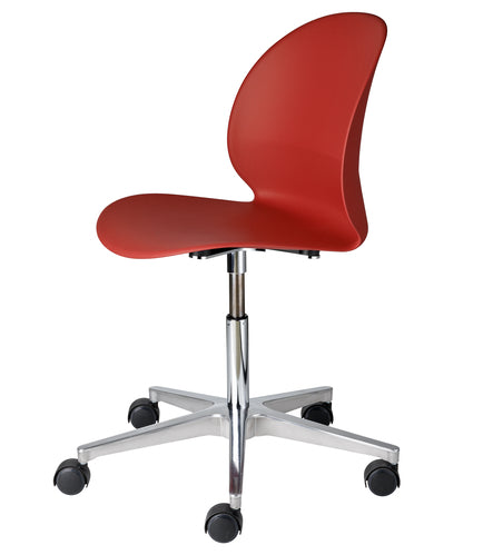 N02 Recycled Chair - 5 Star Swivel Base
