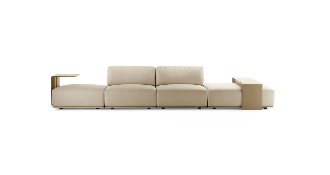 Cassiopea Sect Chaise Lounge with 1 Arm