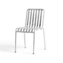 Palissade Chair - Galvanised