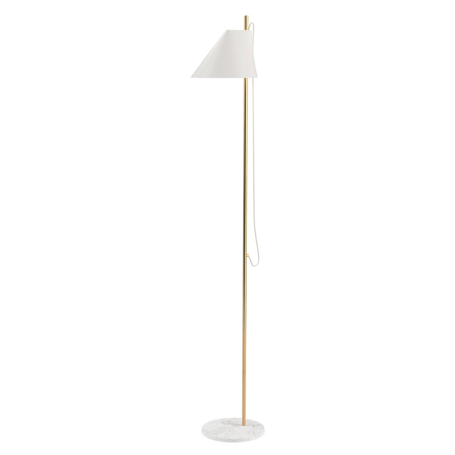 Yuh Brass Floor Lamp