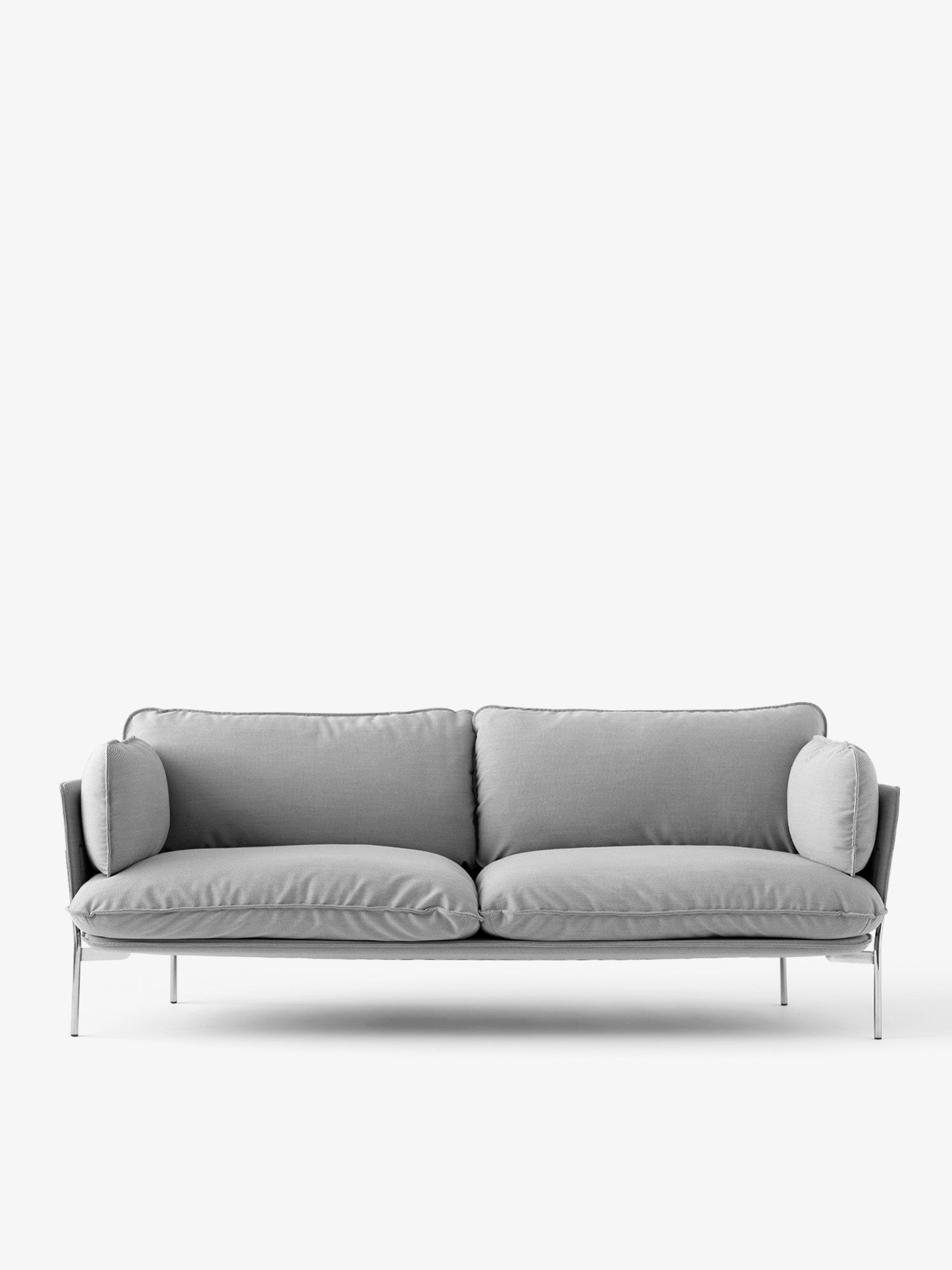 Cloud 3 seater sofa, low back