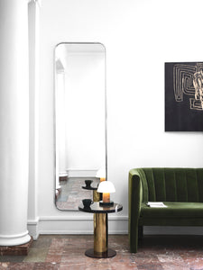 Sillon SH7 Mirror - Chrome, 120x60cm