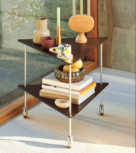 AJ Trolley Side Table