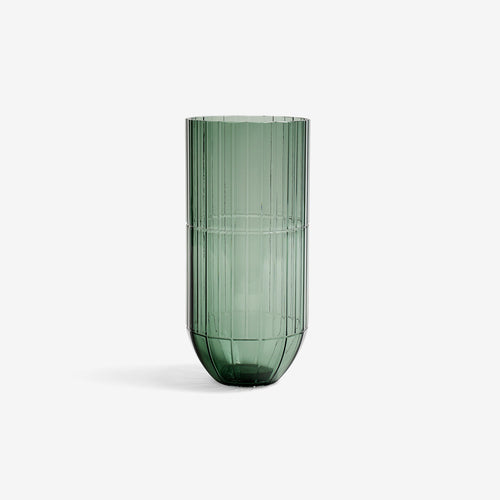 Colour Vase - extra large, green