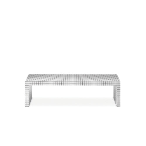 Quaderna Console Bench