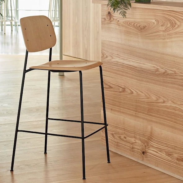 Soft Edge 10 Barstool