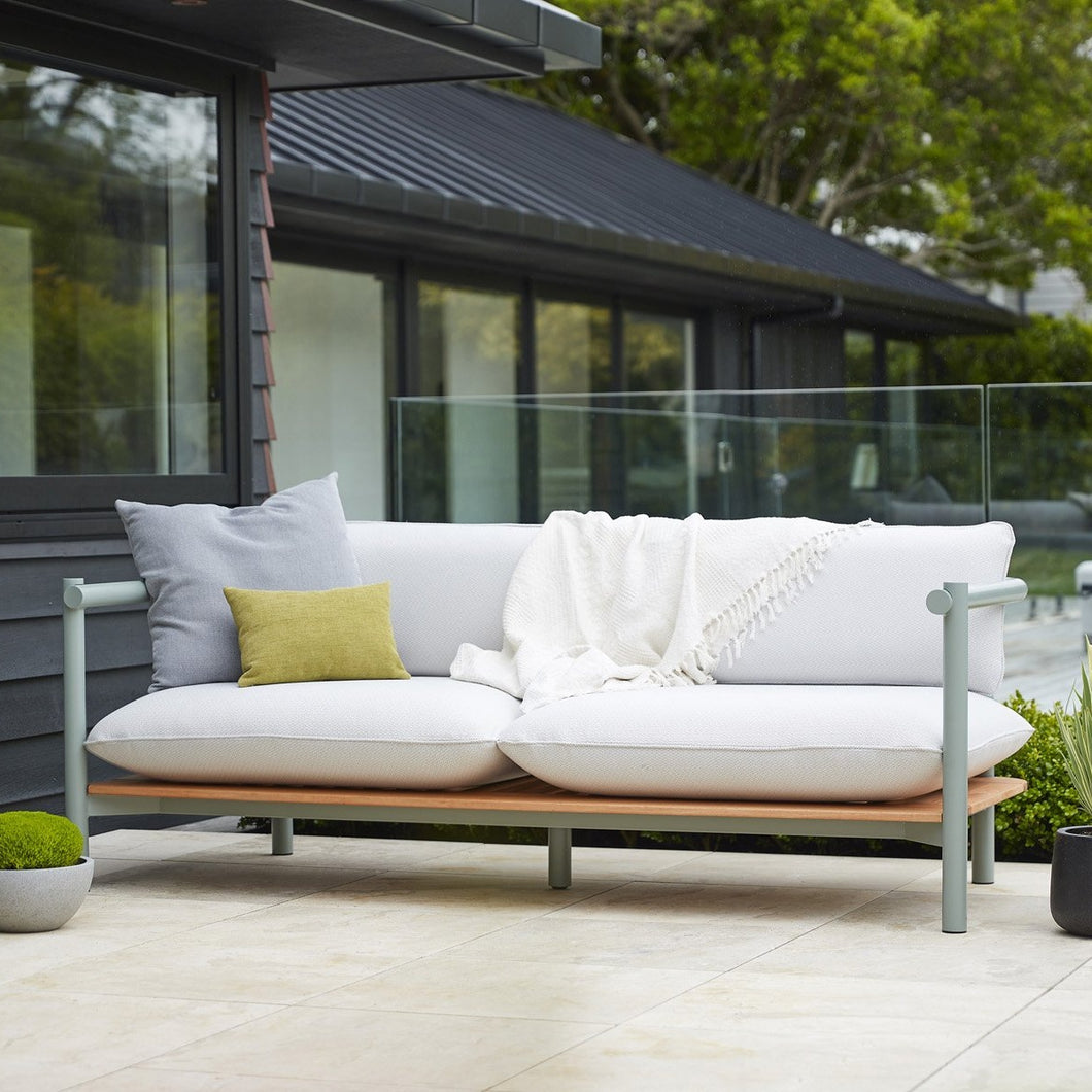 Kin Outdoor 2-Seater Sofa