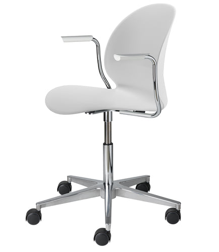 N02 Recycled Chair 5 Star Swivel with Arm