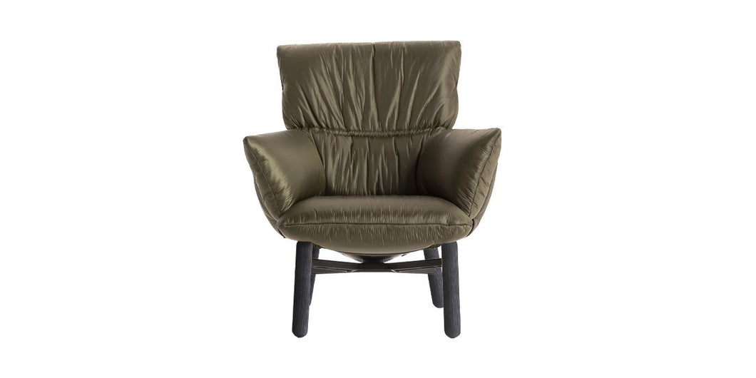 Lud'o Lounge Chair 4-Leg Base