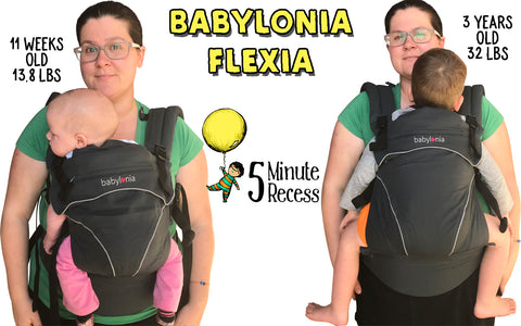 Babylonia Flexia 5 minute recess