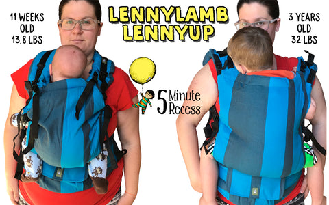 Lennyup by Lenny Lamb comparison