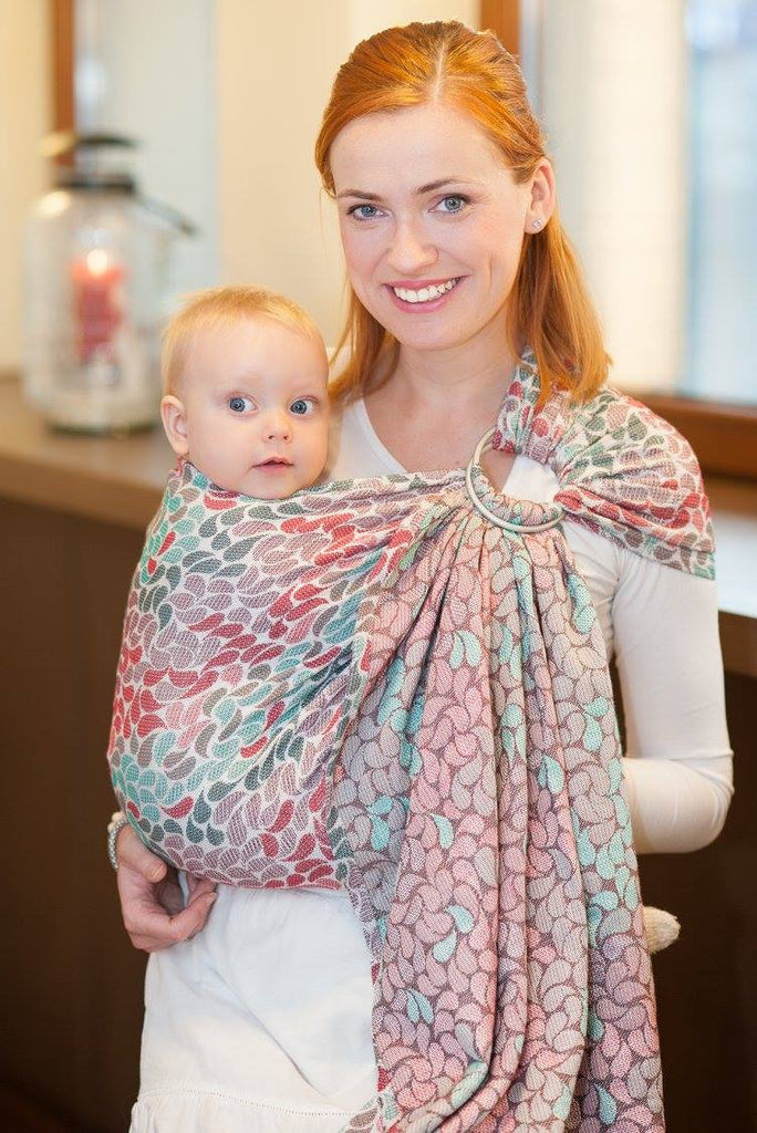 Lenny Lamb Colors of Friendship (cotton) Ring Sling