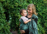 Smitten with Wovens Fostering Love - Charity Ring Sling