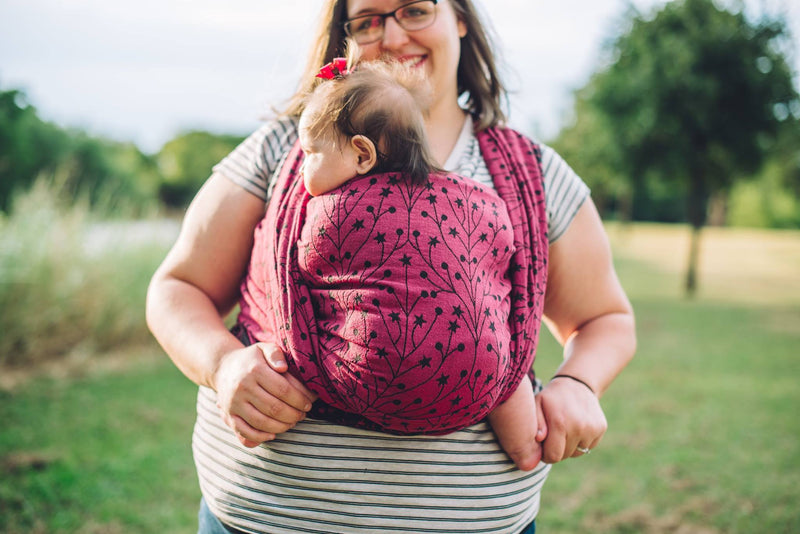 Smitten with Wovens Tala - Vega baby wrap