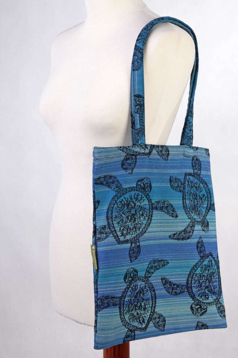 Lenny Lamb Sea Adventure Dark Shopping Bag
