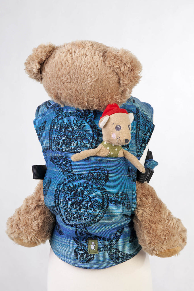 Lenny Lamb Sea Adventure Dark Doll Carrier