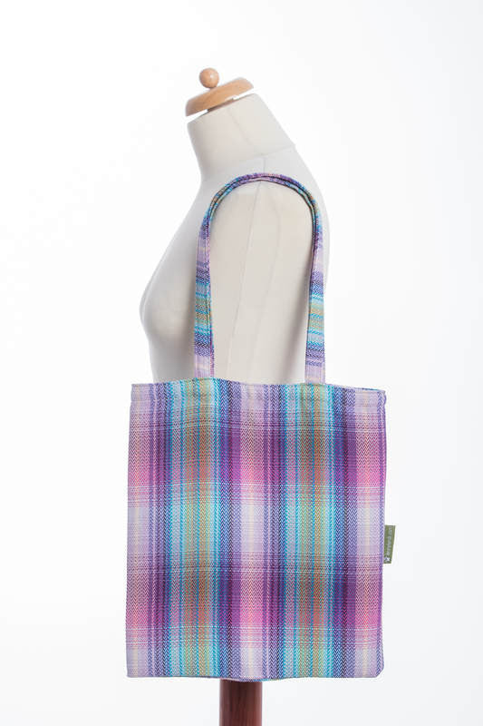 Lenny Lamb Shopping bag Little Herringbone Tamonea