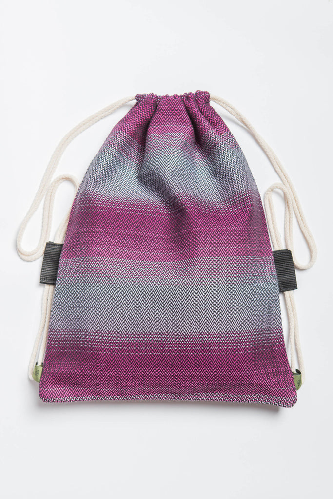 Lenny Lamb Little Herringbone Inspiration Sackpack
