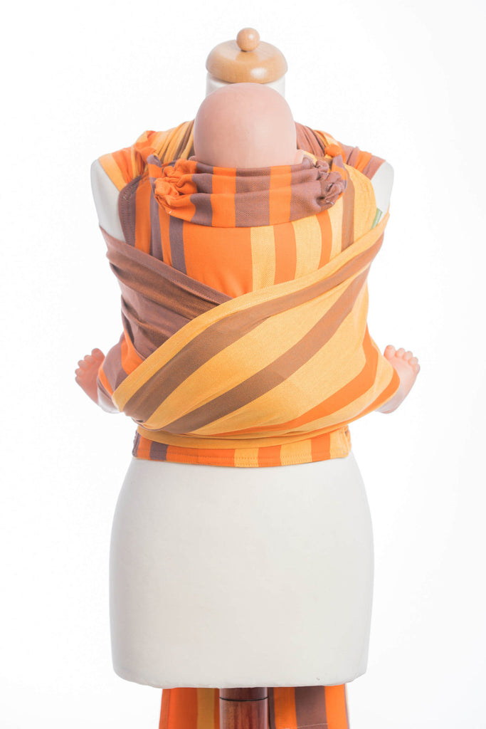 Lenny Lamb Autumn Fantasy Wrap Tai (cotton)