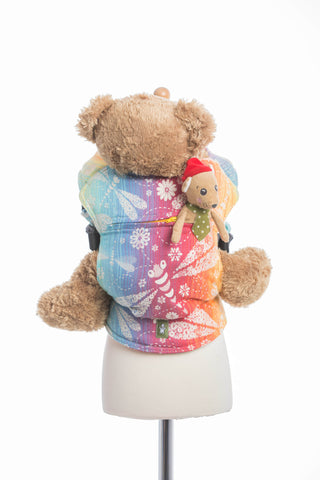 Lenny Lamb Dragonfly Rainbow Doll Carrier