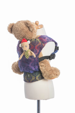 Lenny Lamb Dahlia Petals Doll Carrier