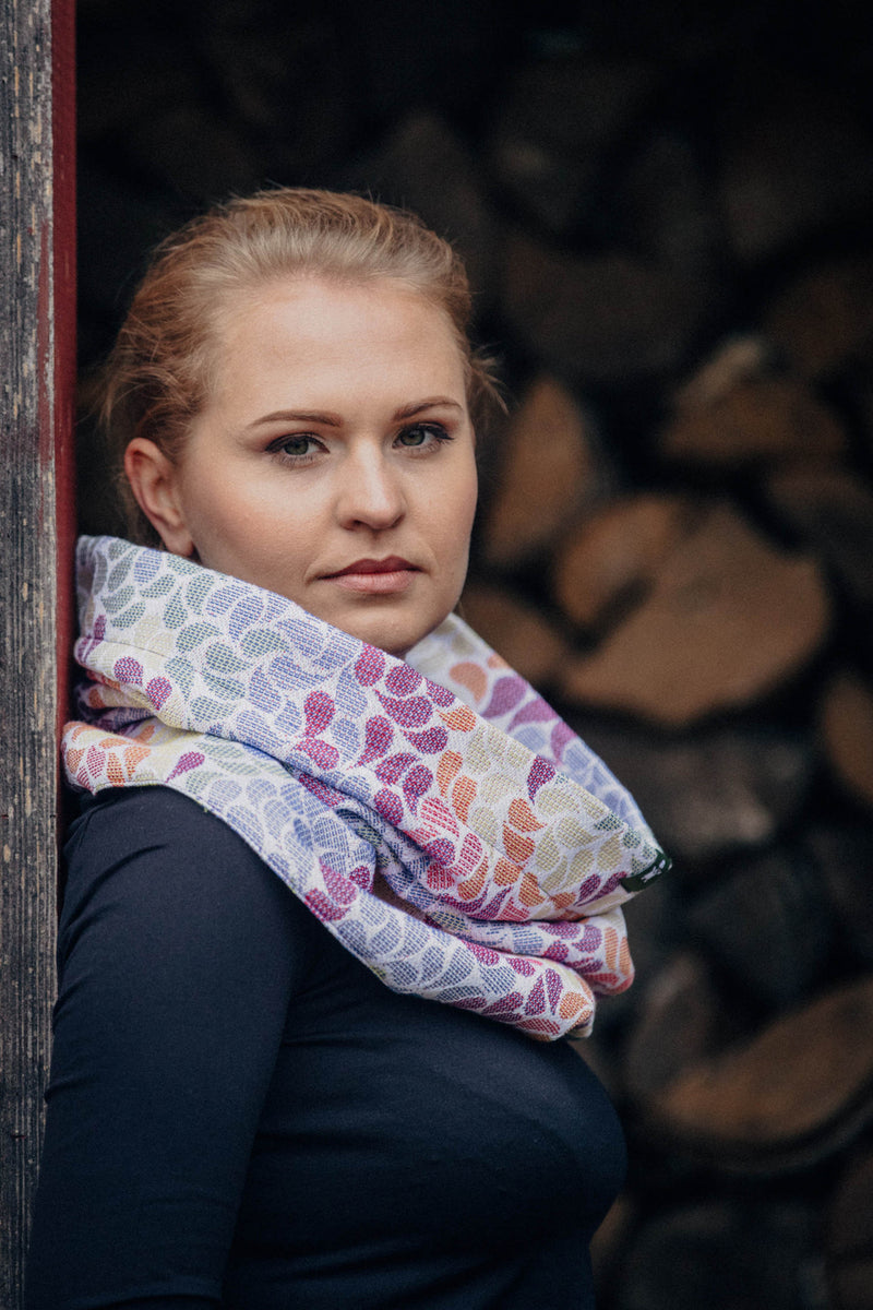Lenny Lamb Colors of Life Snood - Jersey Lining
