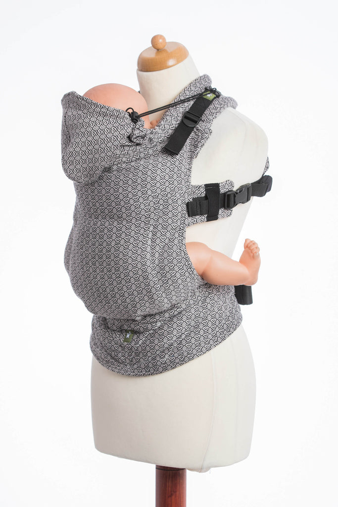 Lenny Lamb Little Love Mystery Ergonomic Full Buckle Carrier (cotton)