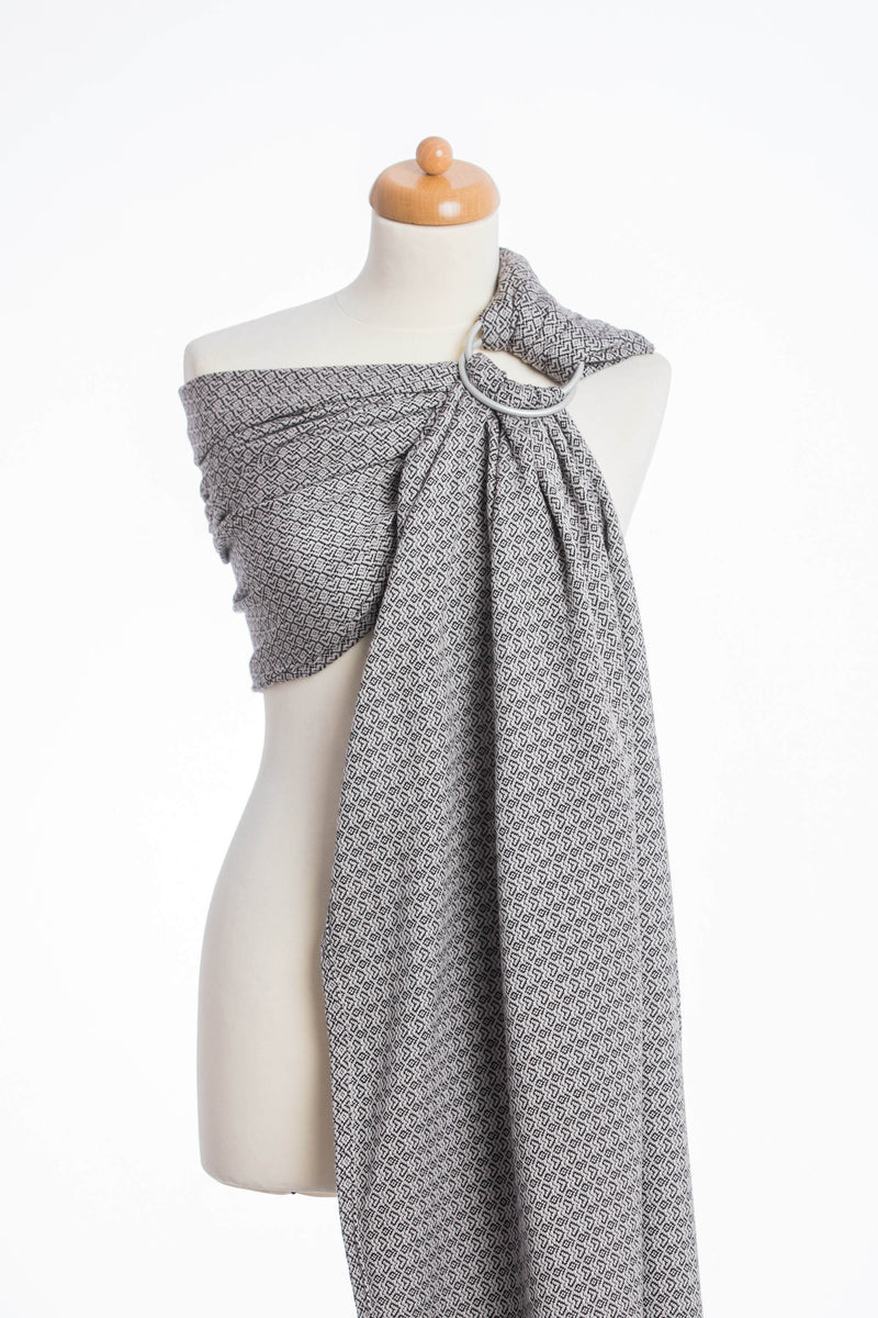 Lenny Lamb Little Love Mystery (cotton) Ring Sling